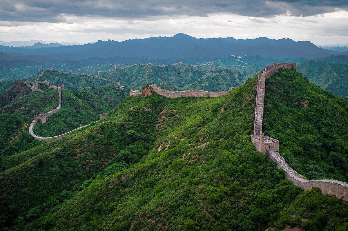 great wall of China bucket list