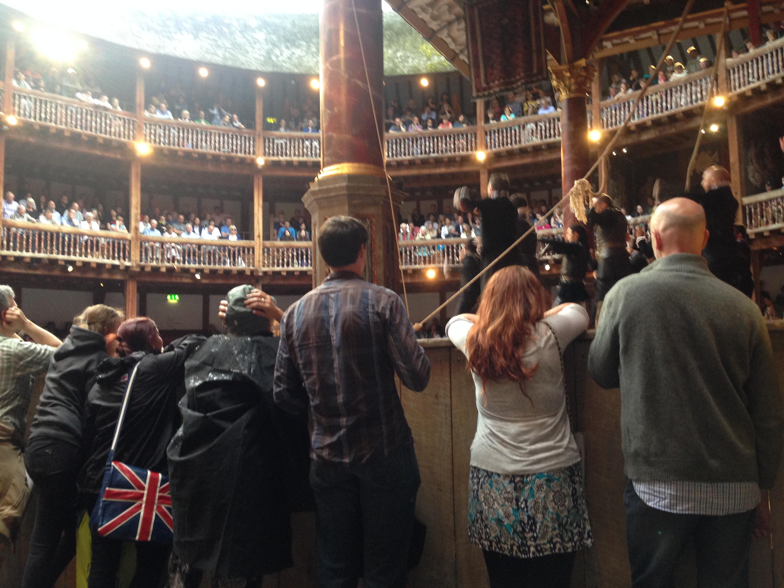 shakespeare live london