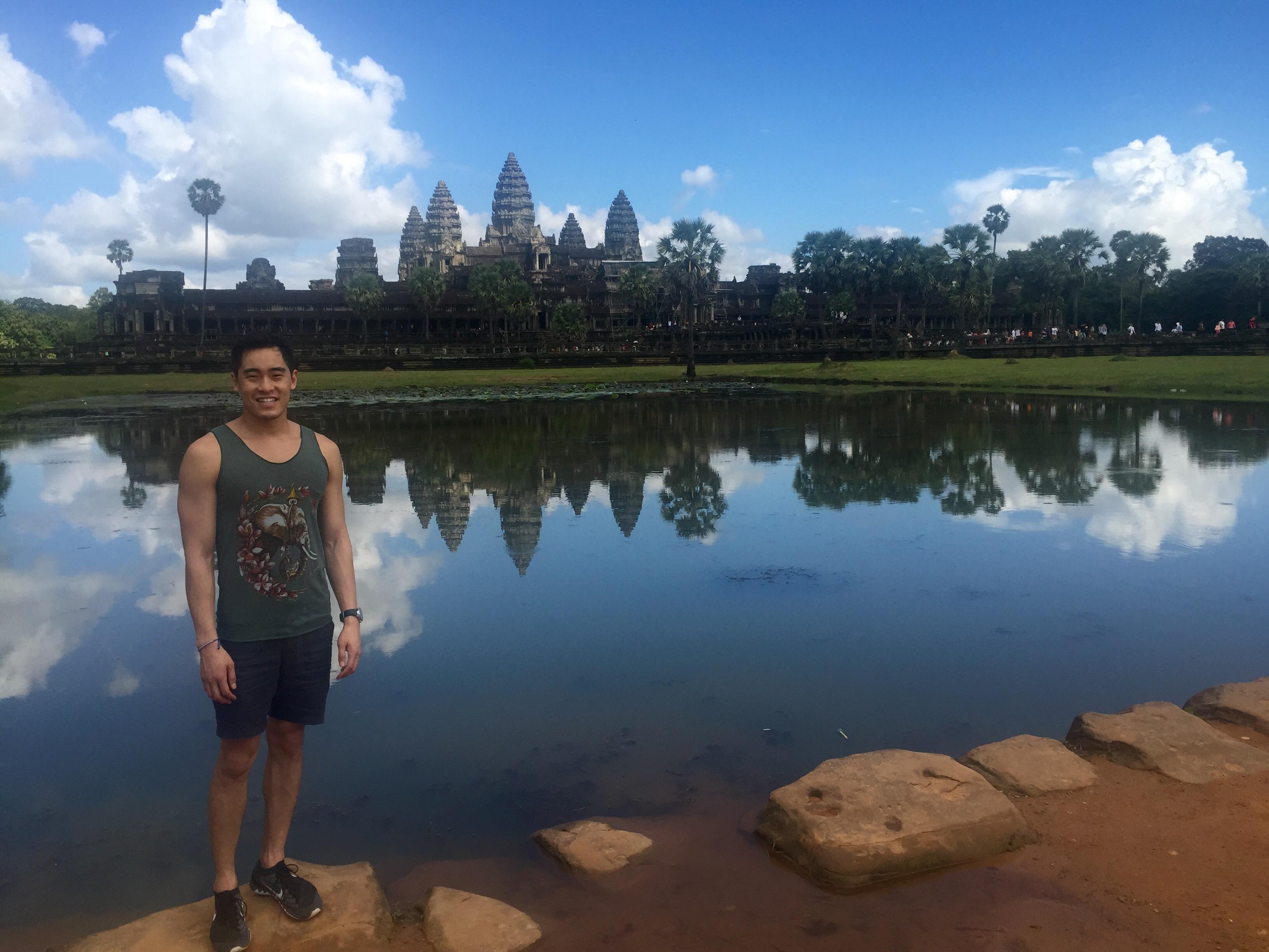 Angkor Wat - Cambodia bucket list