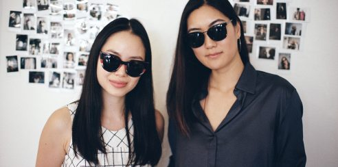 Florence Shin + Athina Wang, Co-founders of Covry